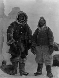 Wegener en Groenlandia