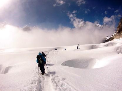 Ascensión al Mera Peak