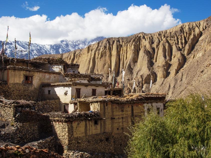 Viaje trekkings Himalaya Mustang