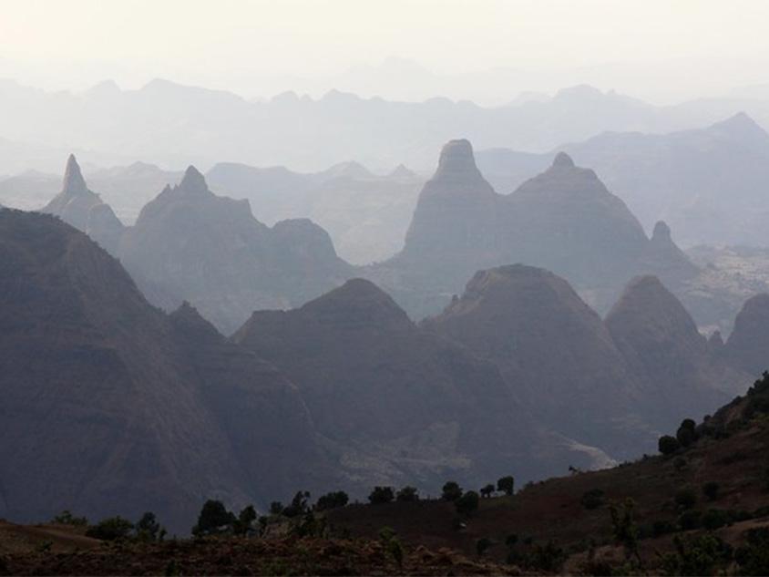 Trekking montañas Simien