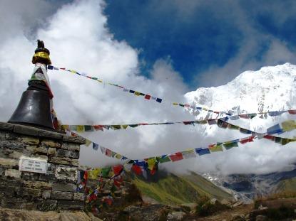Annapunra circuit trek Viaje trekking Himalaya Annapurnas