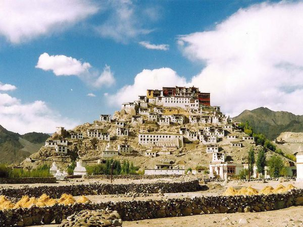 Trekking por el Himalaya indio para ver monasterios