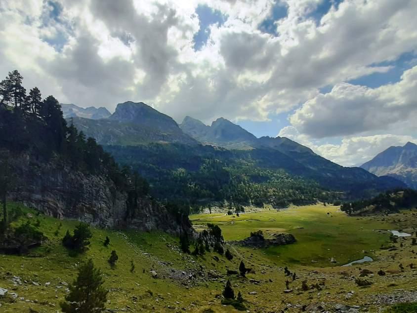 Ruta por los pirineos de huesca
