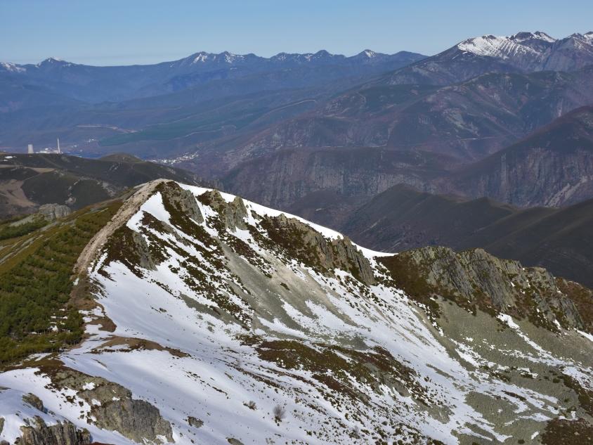 Subida al Pico Boveda