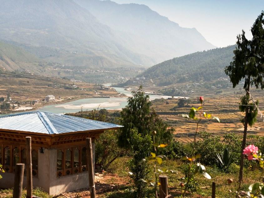 Valles del Himalaya Oriental