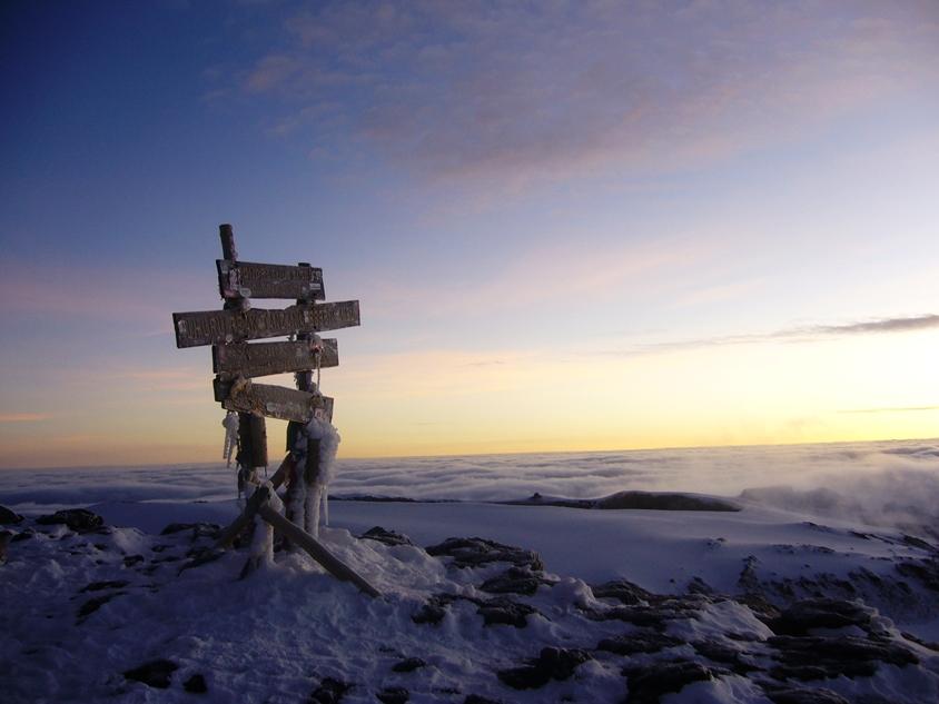 Amanecer Kilimanjaro