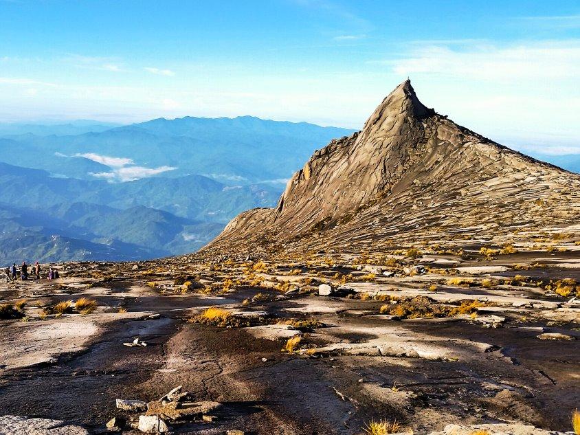 Ascensión al Kinabalu