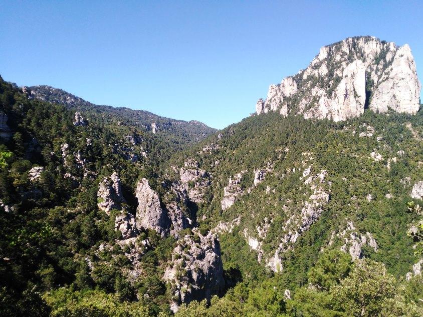 Puertos de Beceite entre Castellon y Teruel