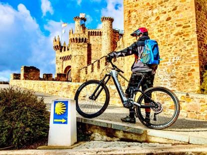 Pilrimage Camino de Santiago en e-bike
