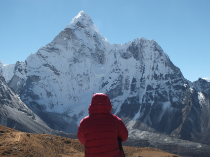 Expedicion al Ama Dablam Expedition