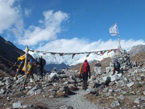 Trekkin en Nepal con Seguro de Asistencia en Viaje de Aventura