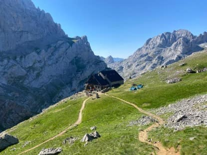 Picos de europa Ring Trail running Anillo