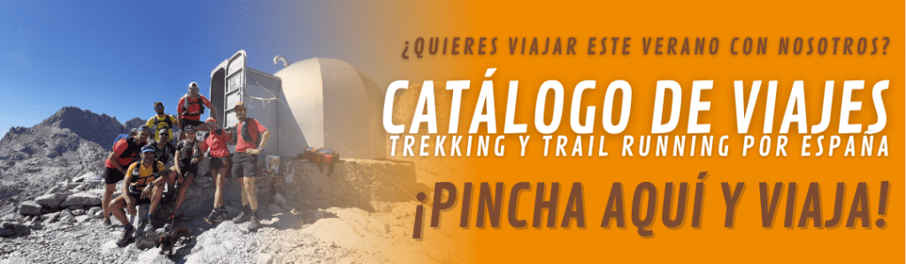 Viajes de Trekking por España con The Bear Outdoor