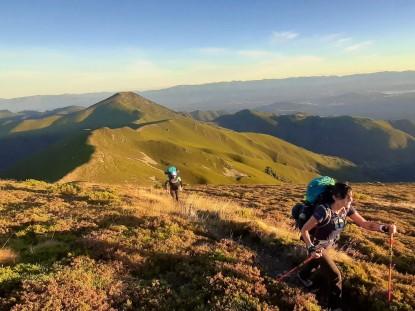 Trekking Montes Aquilianos | Viajes Trekking Alternativos Turismo Activo
