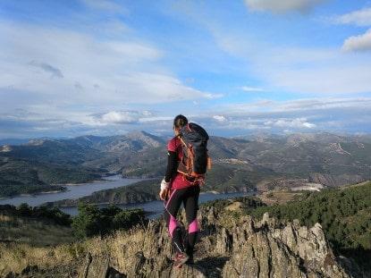 Ruta de trekking por la Senda Genaro