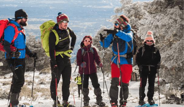 contratar un guía de montaña